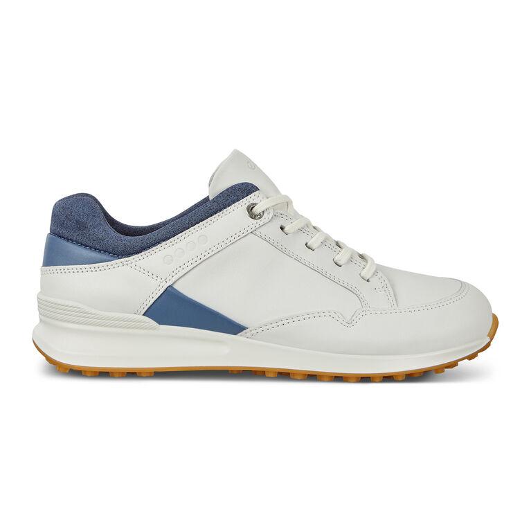 Street Retro Women's Golf Shoe - White/Blue