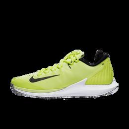 NikeCourt Air Zoom Zero Premium Men's Tennis Shoe - Green/White