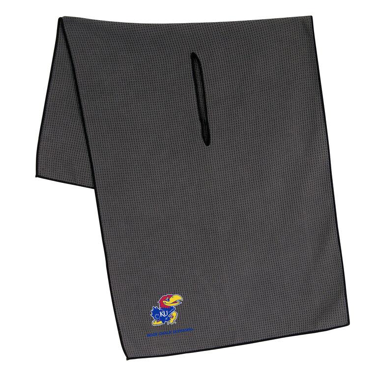 Team Effort Kansas Microfiber Towel