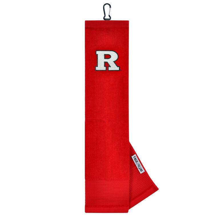 Team Effort Rutgers Scarlet Knights Tri-Fold Towel
