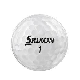 Z-STAR Golf Balls - White