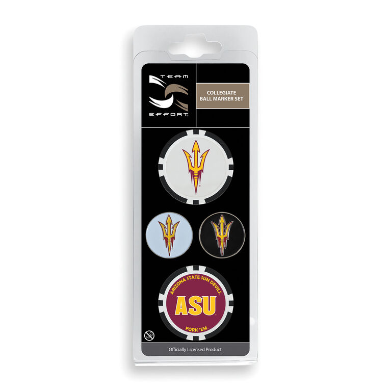 Team Effort Arizona State Ball Marker