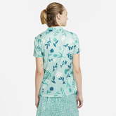 Alternate View 4 of Breathe Floral Print Short Sleeve Golf Shirt
