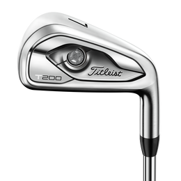 Titleist T200 Iron Set Back Hero