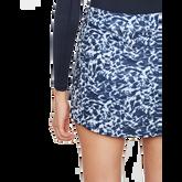 Amelie TX Jersey Print Skirt Back Closeup