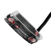 Odyssey O-Works #1 Wide White/Black/White Putter w/SuperStroke Pistol