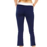 Alternate View 2 of Laguna Collection: Ponte Crop Track Pant