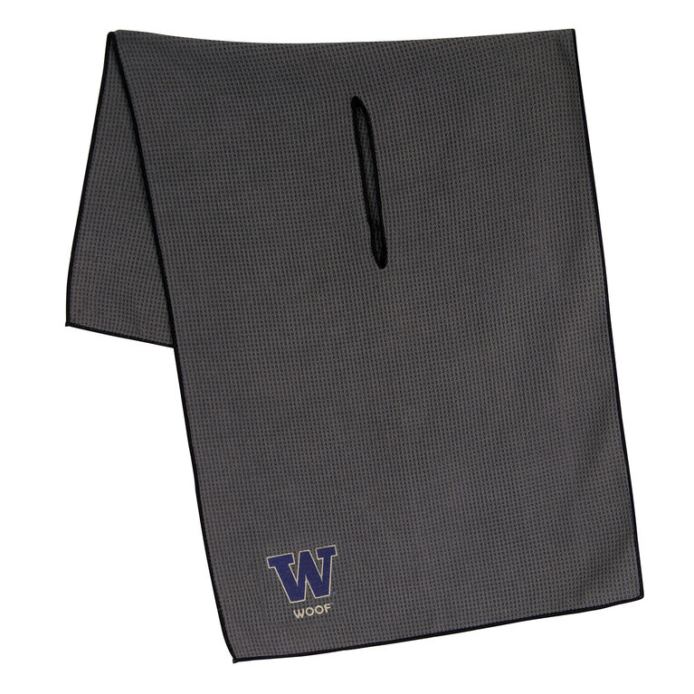 Team Effort Washington Huskies Microfiber Towel