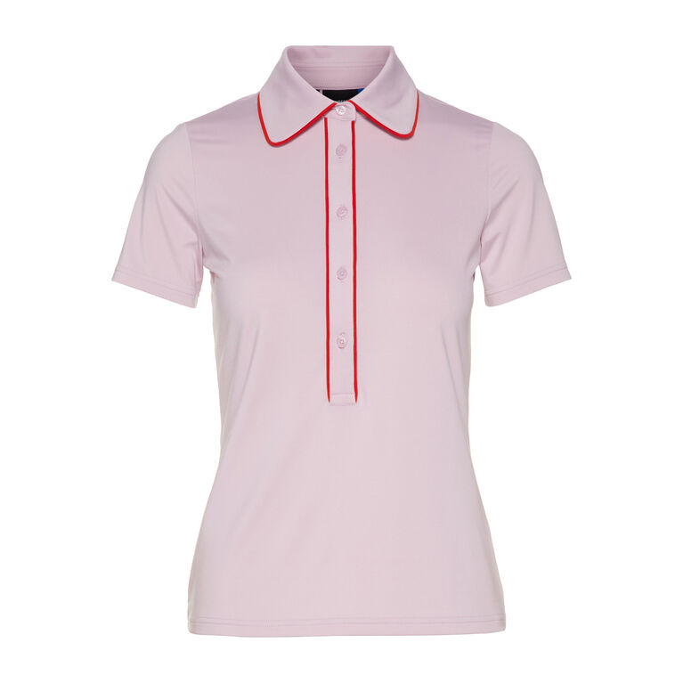 Pink Group: Flor Compression Polo