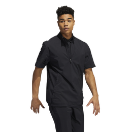3-Stripe Short Sleeve Provisional Rain Jacket
