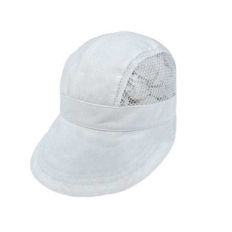 Dorfman Pacific Facesaver Hat - White