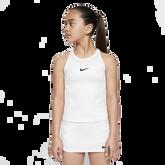 Alternate View 1 of NikeCourt Dri-FIT Girls' Tennis Tank