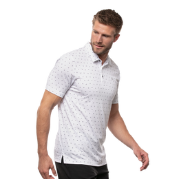 Right To Party Geometric Polo