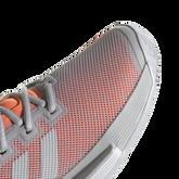 Alternate View 4 of Solematch Bounce Women's Tennis Shoe - Grey/Orange