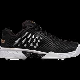 Hypercourt Express 2 Men's Tennis Shoe - Black/White