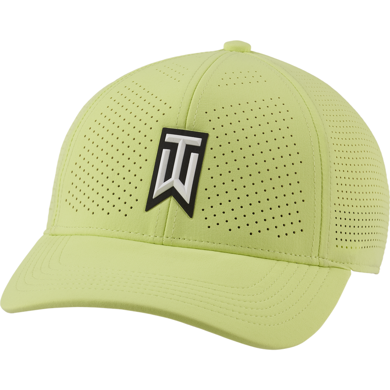AeroBill Tiger Woods Heritage86 Perforated Golf Hat