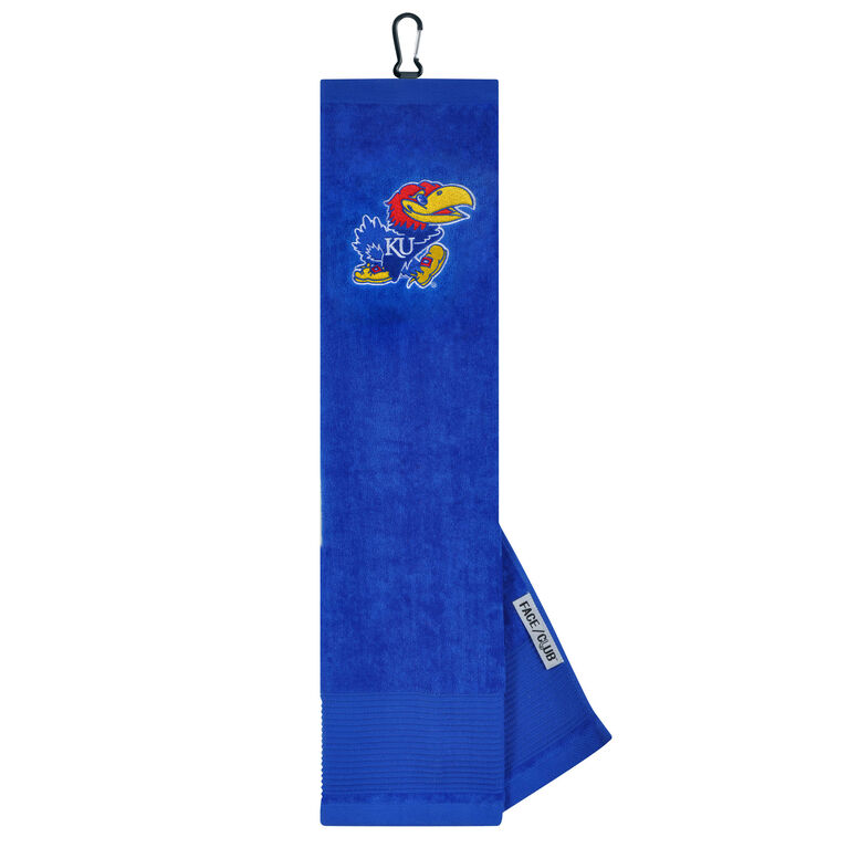 Team Effort Kansas Towel