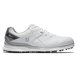 PRO|SL Men's Golf Shoe - White/Grey