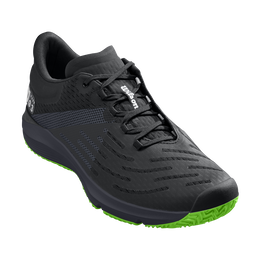 KAOS 3.0 Men's Tennis Shoe - Black/Green