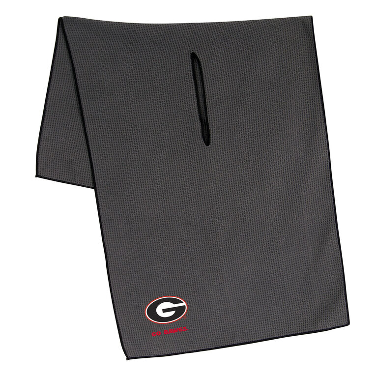 Team Effort Georgia Microfiber Towel