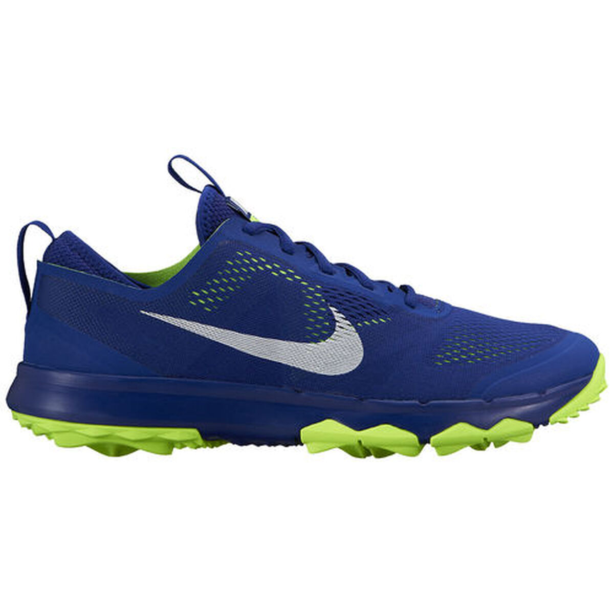 7d7072f3930f8 Nike FI Bermuda Men's Golf Shoe - Royal | PGA TOUR Superstore