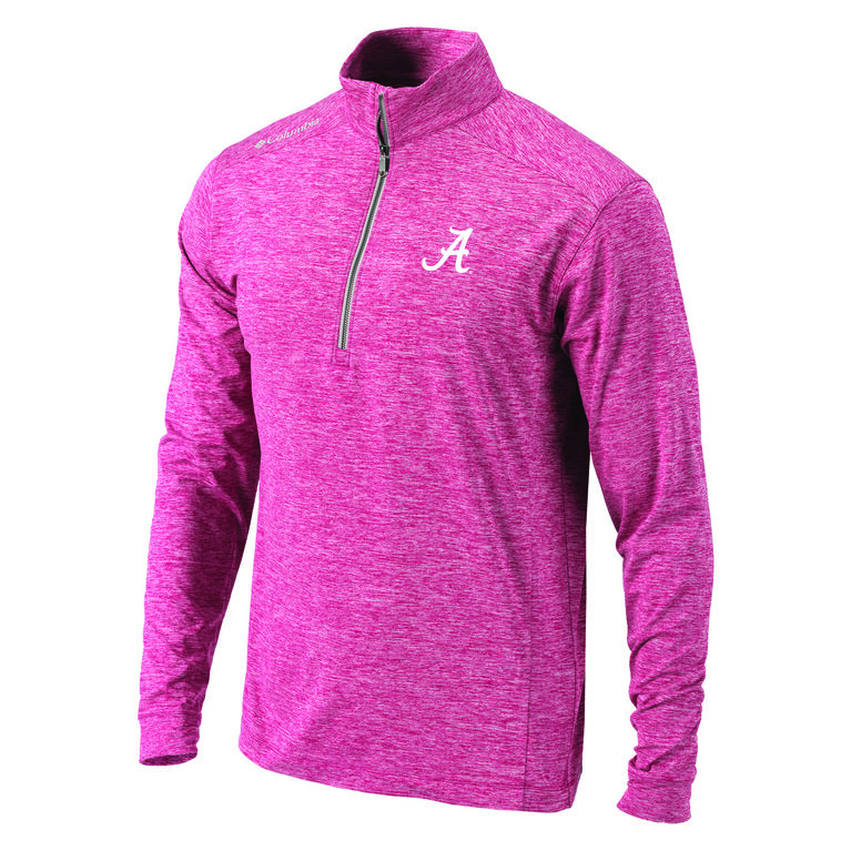 Columbia Alabama Powerfade 1/4 Zip