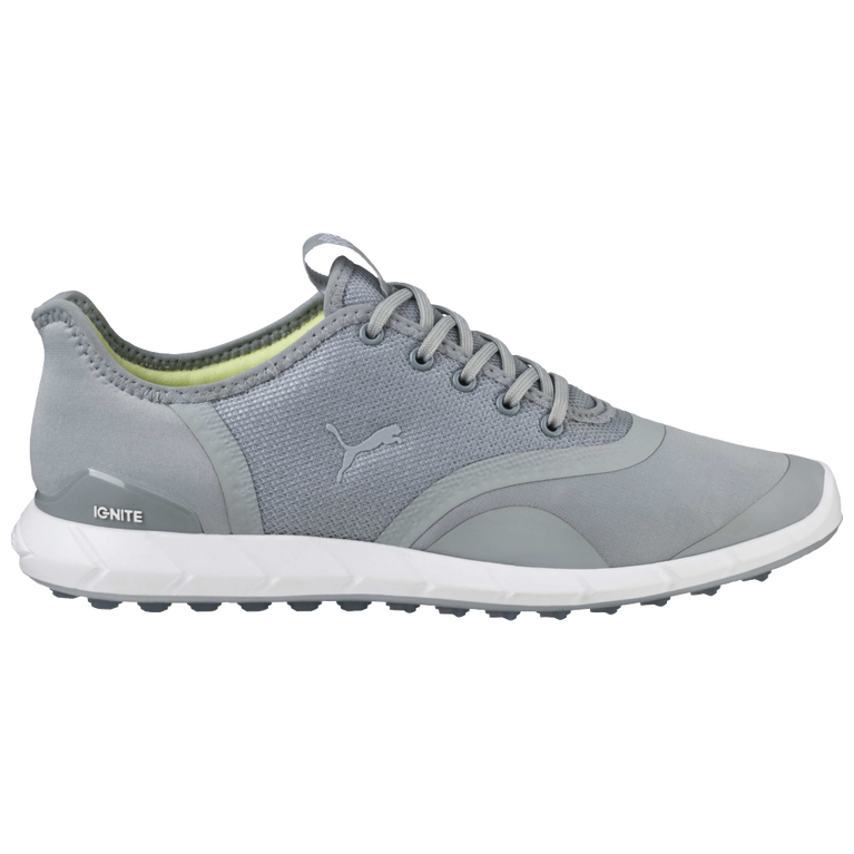 PUMA IGNITE Statement Low Women's Golf Shoe - Grey/White