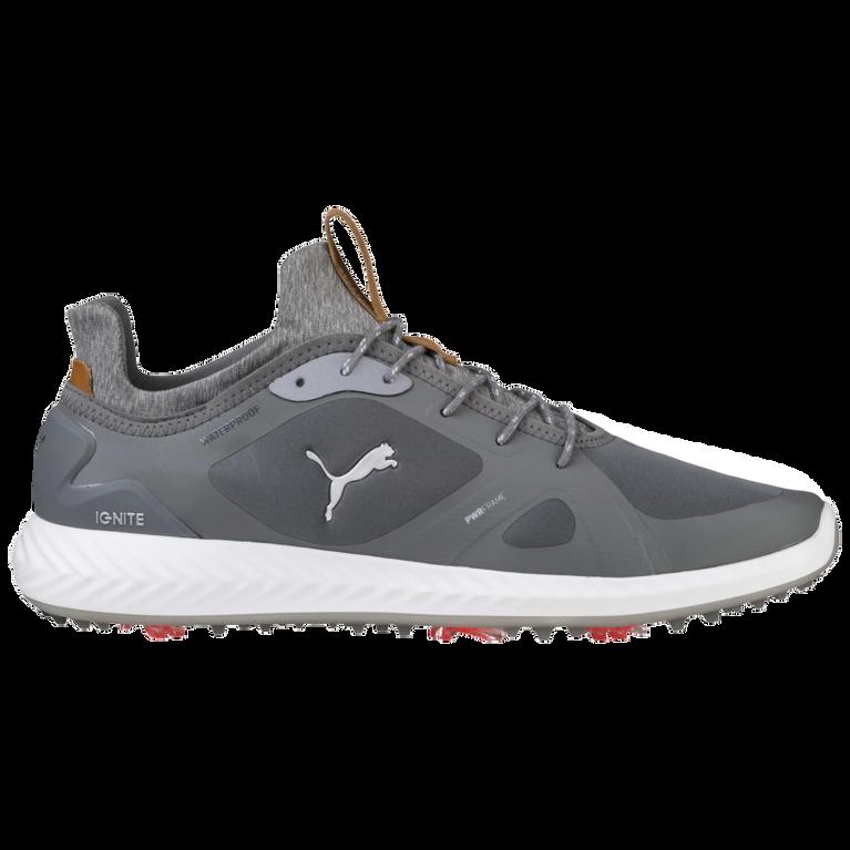 PUMA IGNITE PWRADAPT Men's Golf Shoe - Grey