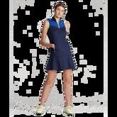 Alternate View 1 of Sleeveless Colorblock Golf Dress