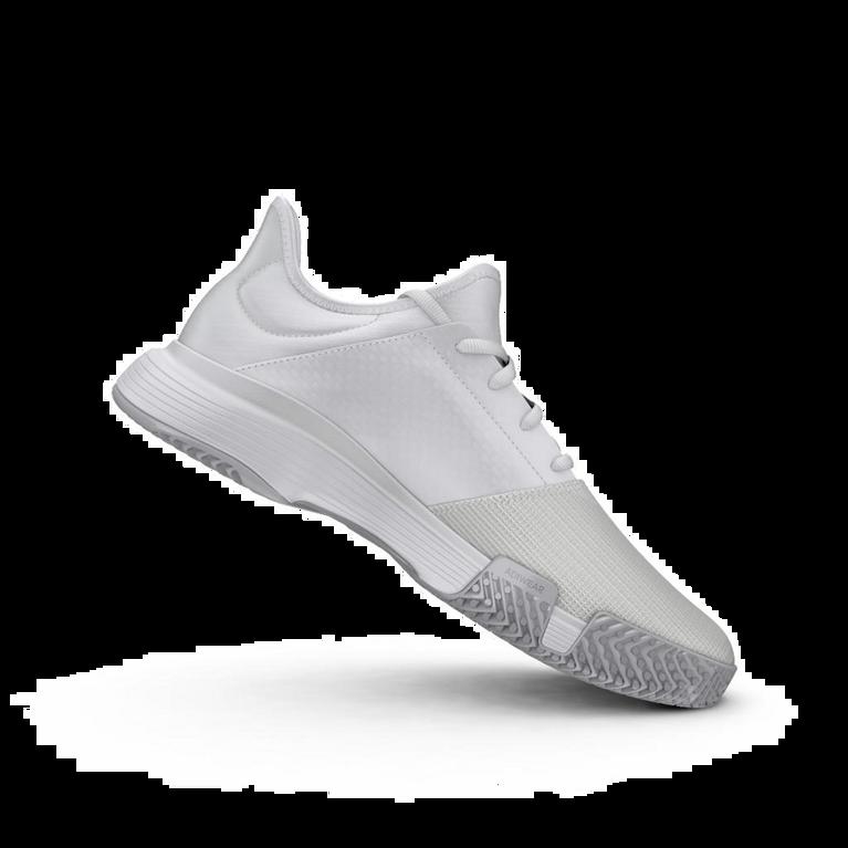 GameCourt Men's Tennis Shoe - White/Grey