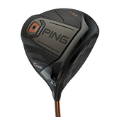 Premium Pre-Owned PING G400 LST Driver w/75g Tour Shaft