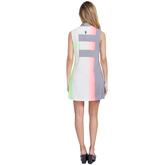 Alternate View 1 of Super Nova Collection: Luminous Sleeveless Zip Dress