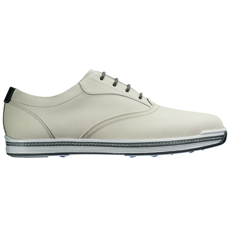 FootJoy Contour Casual Men's Golf Shoe - White (Previous Season Style)