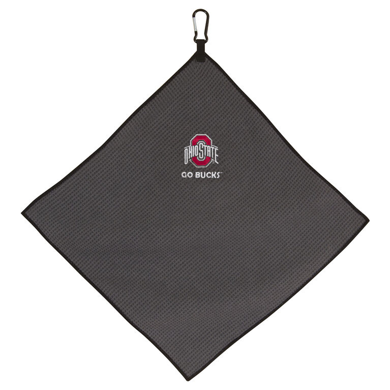 Team Effort Ohio State 15x15 Towel