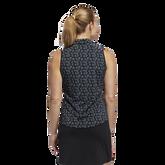 Alternate View 3 of Ultimate Sleeveless Stripe Polo Shirt