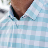 Alternate View 2 of Leeward Medium Check Short Sleeve Dress Shirt