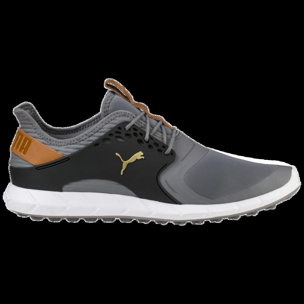 b8541885 PUMA IGNITE PWRSPORT Men's Golf Shoe - Grey/Black