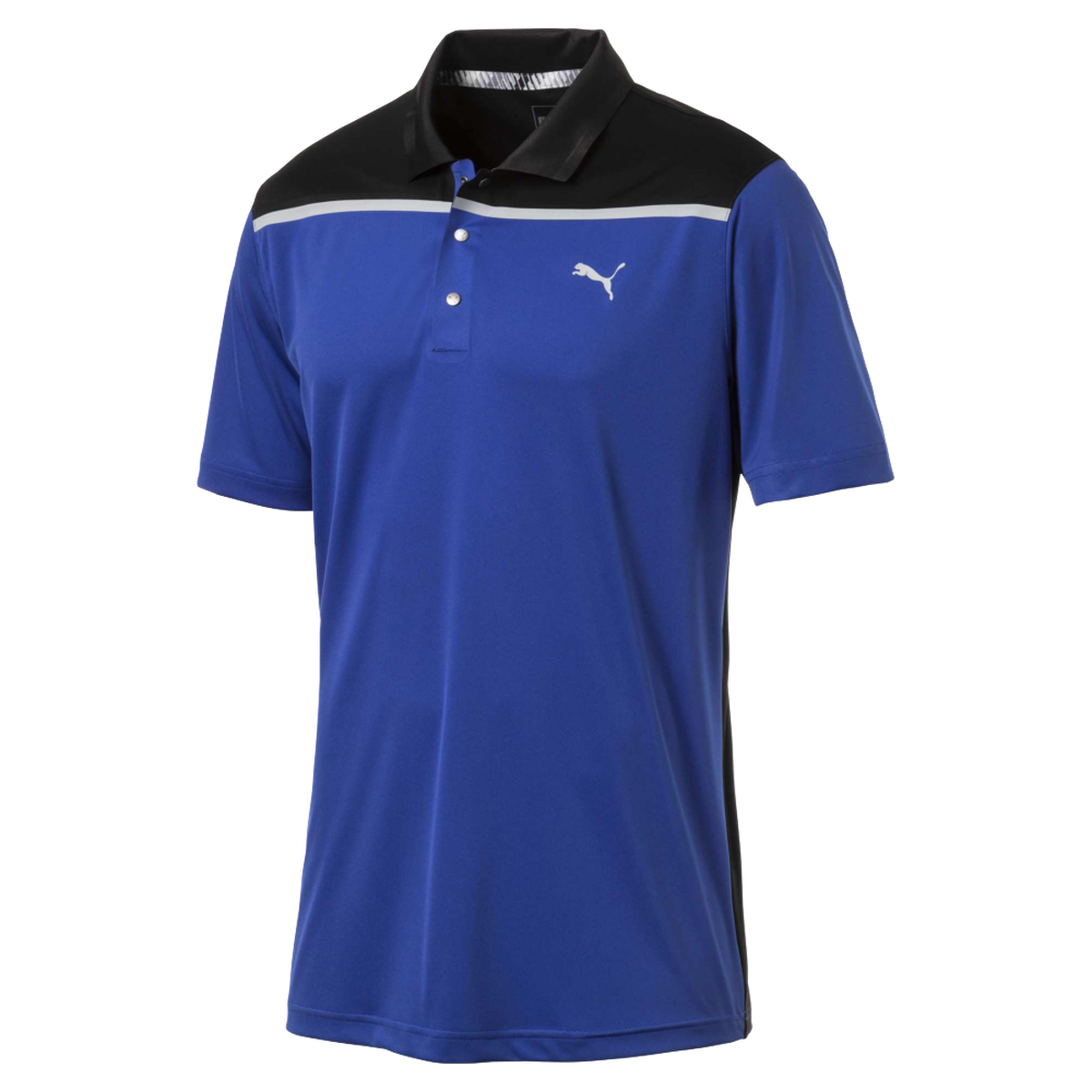 20467101 PUMA Bonded Color Block Polo | PGA TOUR Superstore