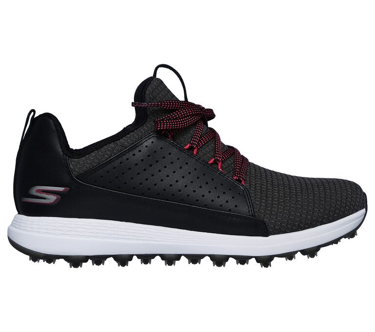 GO GOLF Max Mojo Women's Golf Shoe - Black/Pink