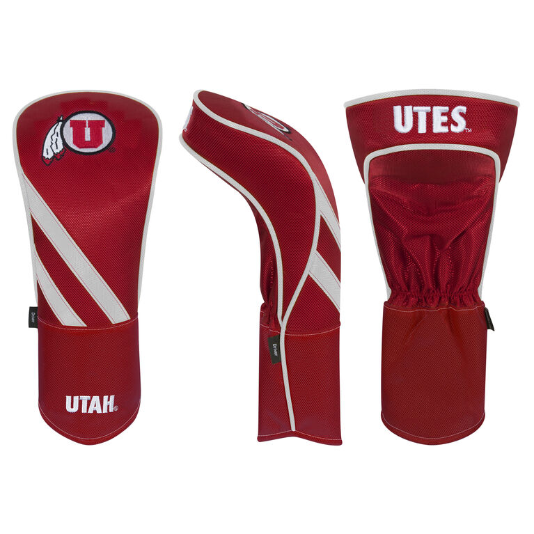Team Effort Utah Utes Driver Headcover