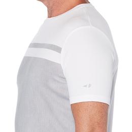 Body Map Print Short Sleeve Tee Shirt