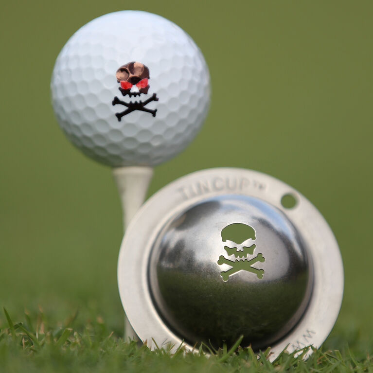 Tin Cup- The Jolly Roger