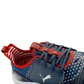 Alternate View 4 of IGNITE NXT Lace Patriot Pack Men's Golf Shoe - Navy/White