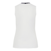 Alternate View 6 of Leya Sleeveless JL Placket Polo Shirt