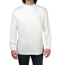Long Sleeve Mock UV Protection