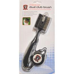 Premium Dual Brush w/ Cord