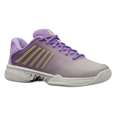 Alternate View 1 of Hypercourt Express 2 Women's Tennis Shoe - Purple/Grey