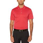 AirFlux Solid Short Sleeve Polo Golf Shirt