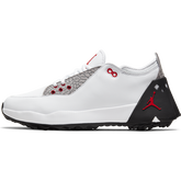 Alternate View 2 of Jordan ADG 2 Men's Golf Shoe - White/Red
