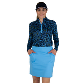Limonata Collection: Mina Solid Golf Skort